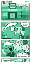 Silly Lyra - Worth It by Dori-to