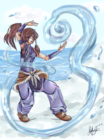 This. Is. KORRA by BlackDiamond13