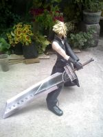 Cloud Papercraft Side by redshardcaster
