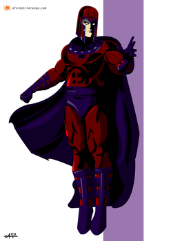 Magneto (X-Men) by FeydRautha81