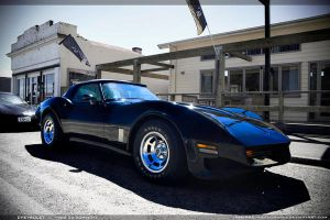 1980 Corvette - The Calm by Immerse-photography