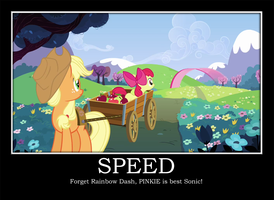 Speed by Blue-Paint-Sea