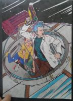 Rick And Morty by Athaydes