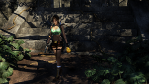 Her name is Lara Croft by James--C