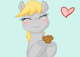 Warm Muffin by BaldDumboRat