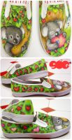 Koala Love Shoes by someorangegirl