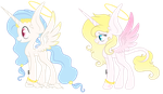 :AT: Angel Adoptables by spottie-dots