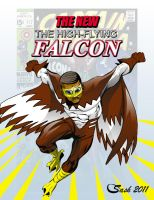 Redesign: The Falcon 2 by SashScott