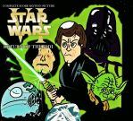 STAR WARS VI RETURN OF THE JEDI by biel12