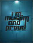Muslim And Proud by YANNIArt