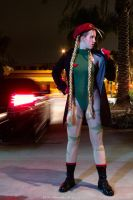 SFII Cammy - All Clear by BrianFloresPhoto
