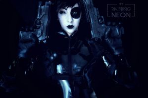 Neena Thurman by Its-Raining-Neon