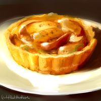 Appletart by GodOfBadWeather