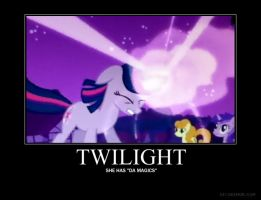 Twilight Sparkles by soulless-5