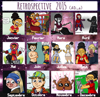 2015 in a nutshell by ADeDessine