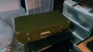 Russian DP5V Geiger Counter (1) - Closed Case by TheWarRises