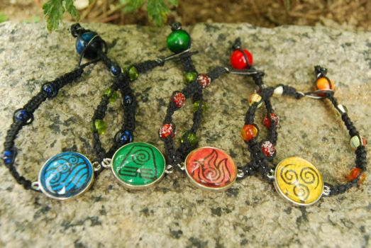 Black Hemp Nation Bracelets by zeldalilly