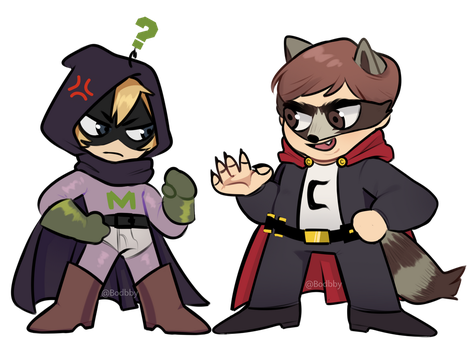 Freedom Pals v. Coon and Friends by Boddbby