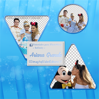 Png pack Ariana Grande #1 by ValeriaMundo