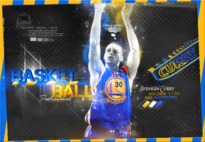 stephen curry by Laviolenta