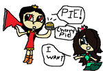 Cherry pie anyone? by ToadetteQueenKoopa