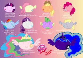 my little dumblins by stephainestarfire
