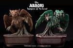 The Arbori : Salix Tyto and Salix Bubo by emilySculpts