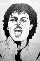 Michael Jackson Thriller by Pmore13
