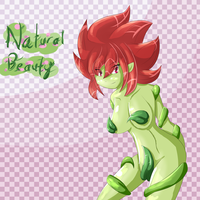 .:Natural Beauty:. by Inkblot123