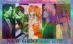 New Generation Poster by Aikane-senpai