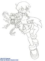 Aile MMZX H.E -final sketch- by Shadow-Hunter-2192
