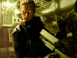 Resident Evil 5 - Wesker by Riebeck