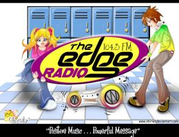 The Edge Radio by Shiriel