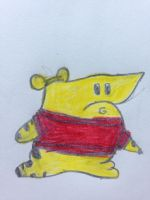 The Cheat as Winnie the Pooh by nintendolover2010