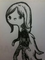 Marceline from one of the eps i forgot the name of by Dscapades