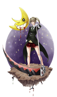 Maka by CrimsonChidori