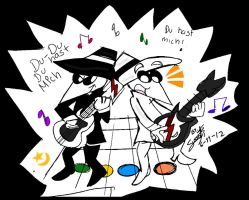 spy_vs_spy_guitar by Susanita172356