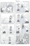 Yatta! (I Did It!) - 4koma comic by Stosyl