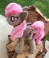 my little pony Plush Commissions HEARTSONG by CINNAMON-STITCH