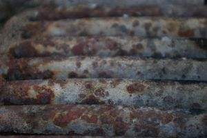 Rusted Bars 1 by nes1973