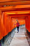 Fushimi Inari Shrine by Travelie