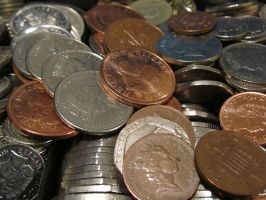 33 - Coins by kez245