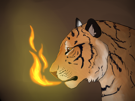 Tiger by CenturiesForGlory