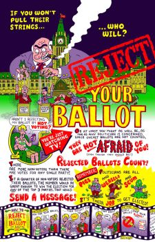 Reject Your Ballot by goodbunny2000