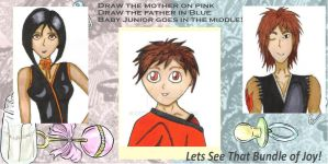 Spring Baby Bleach Contest by BevyArt