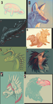Limited Palette Challenge part 2 by comixqueen