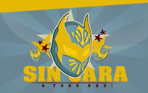 WWE - Sin Cara by findmyart