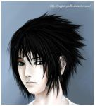 Sasuke-kun by Puppet-Girl86