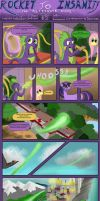 Rocket to Insanity: Common Differences 6 by seventozen