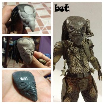 neca mask wip by butbot